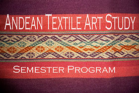 Andean Textile Art Study