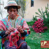 Por las huellas del Textil Andino