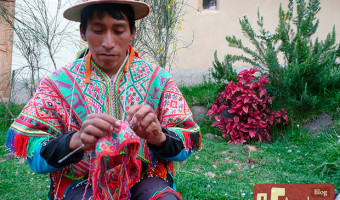 On the Andean Textile´s tracks