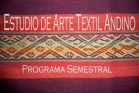 Estudio de Arte Textil Andino