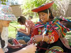 Textile Art & Weaving